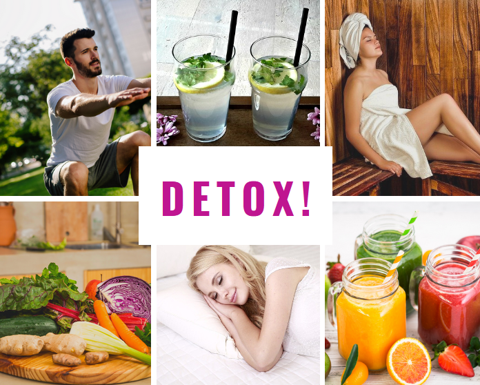 DETOX your Body.